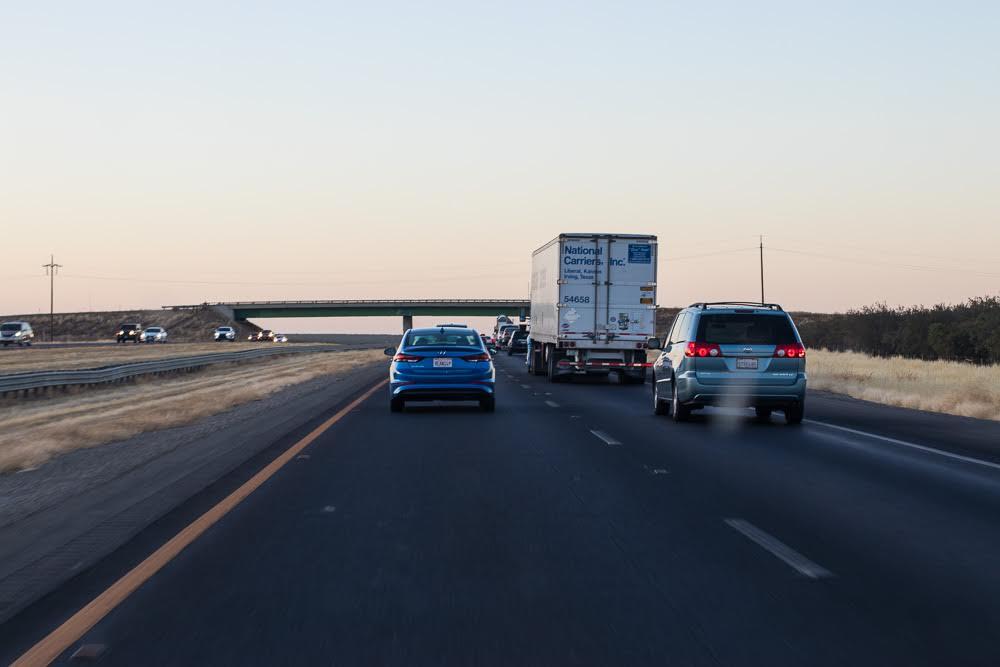 Houston, TX - Injury Crash on W Little York Rd near Langfield Rd