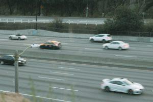 Houston, TX - Car Crash Causes Injuries on I-610 W at San Felipe